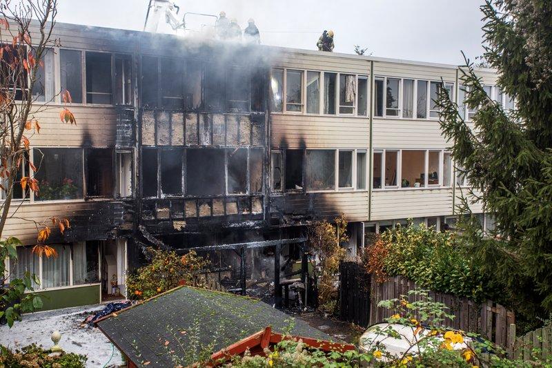 Grote brand Kloosterlaan Hilversum_07nov2015_2837