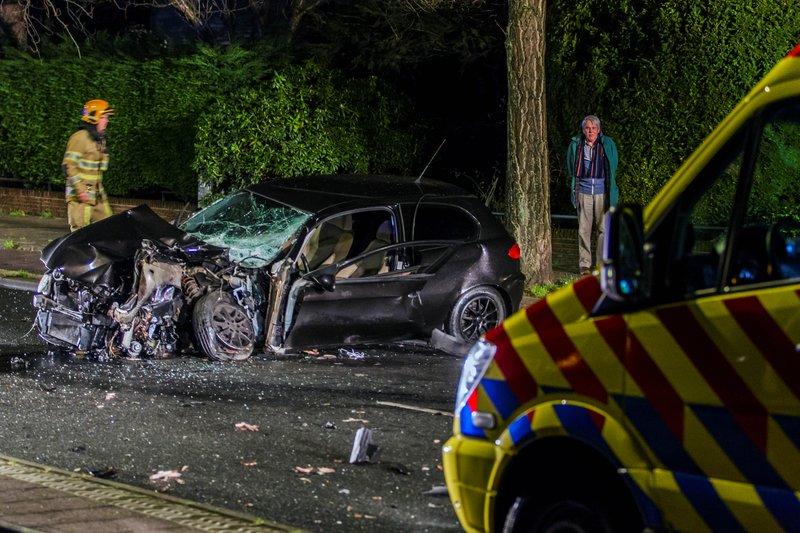 Ongeval Soestdijkerstraatweg Hilversum_12dec2015_1847