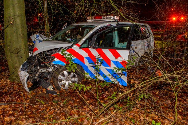 Ongeval met Politieauto Eemnes_20dec2015_3351
