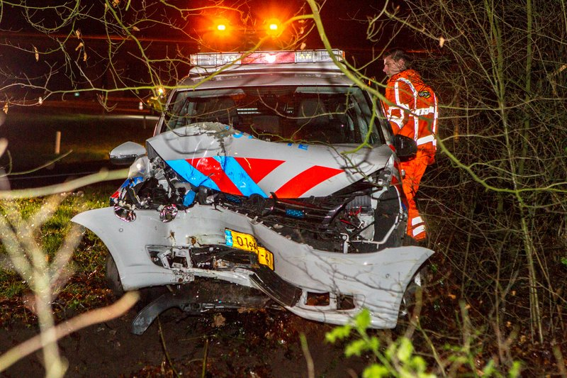 Ongeval met Politieauto Eemnes_20dec2015_3365