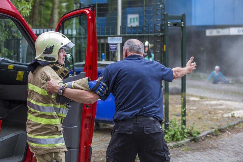 10mei2016_Brandweer oefening Vreelandseweg Hilversum_6214