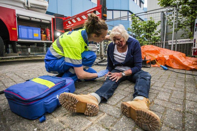 10mei2016_Brandweer oefening Vreelandseweg Hilversum_6485