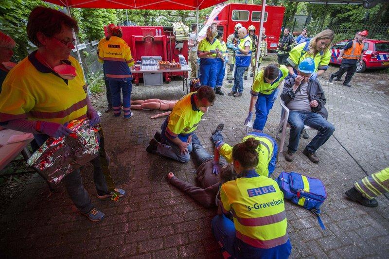 10mei2016_Brandweer oefening Vreelandseweg Hilversum_6533