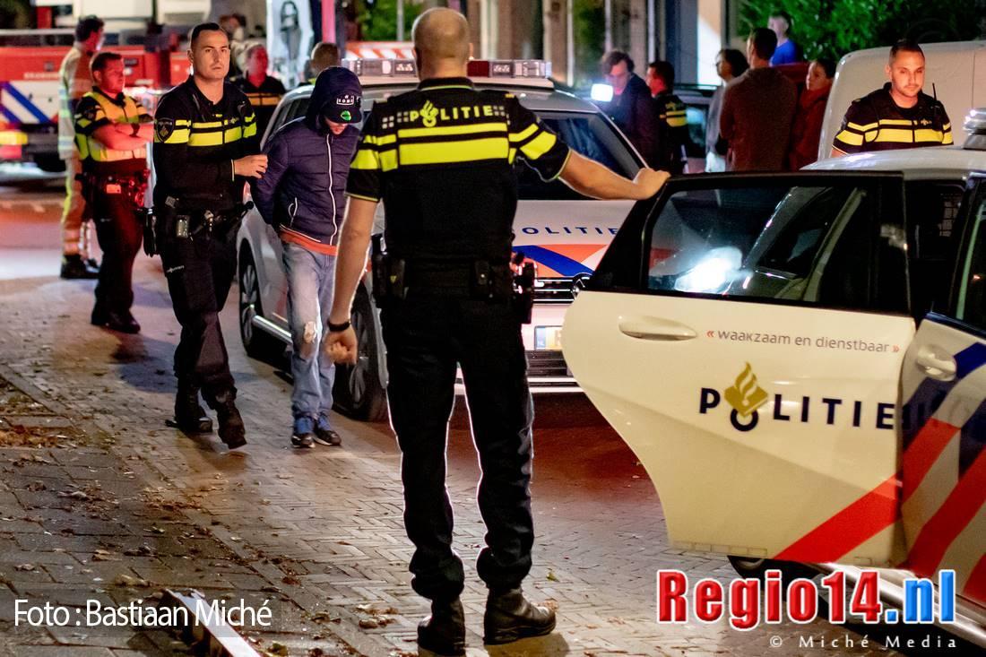 Politie haalt twee inbrekers van dak in Hilversum